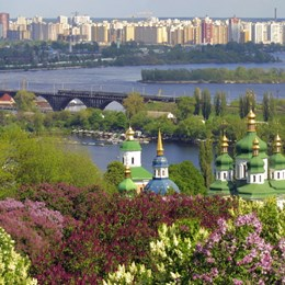 Dnieper River Cruises