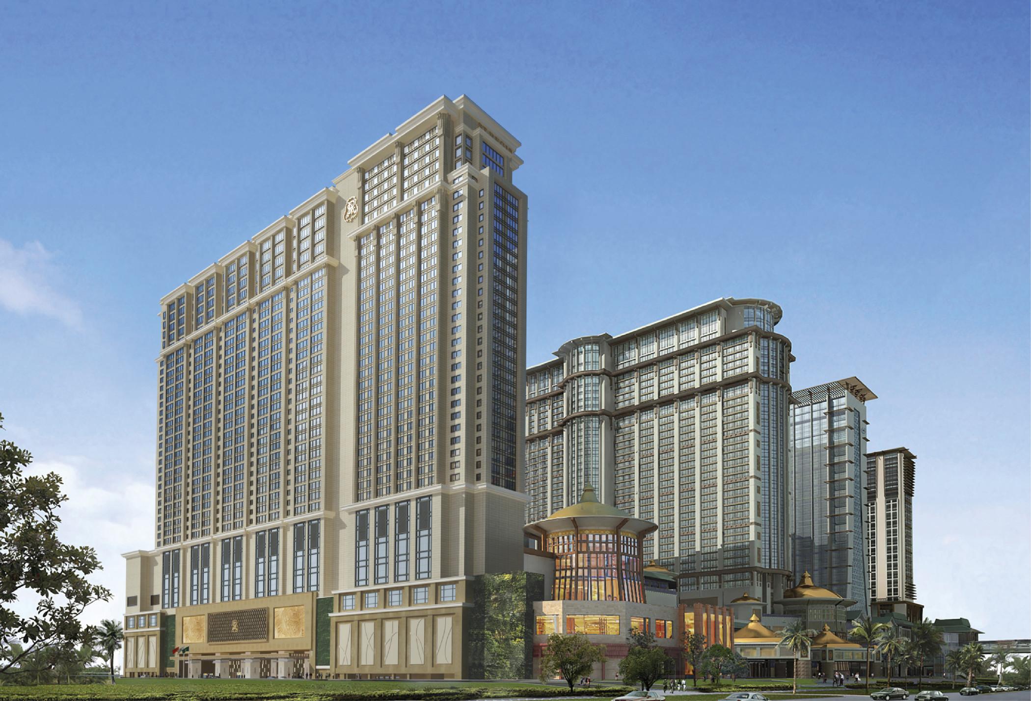 澳门瑞吉金沙城中心酒店将于今年第四季开业 Travel Weekly China