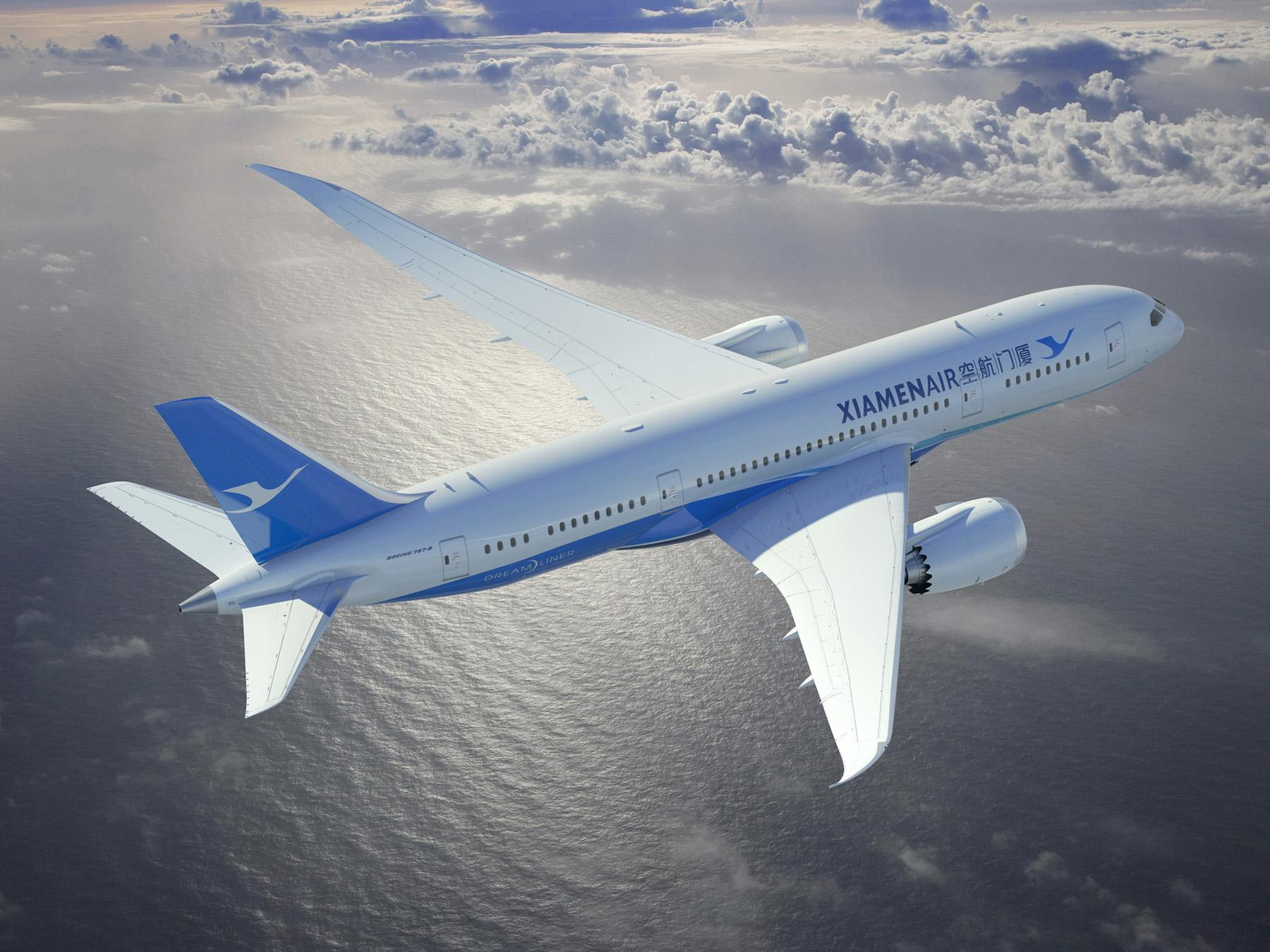 新南威尔士州与厦门航空签署备忘录
