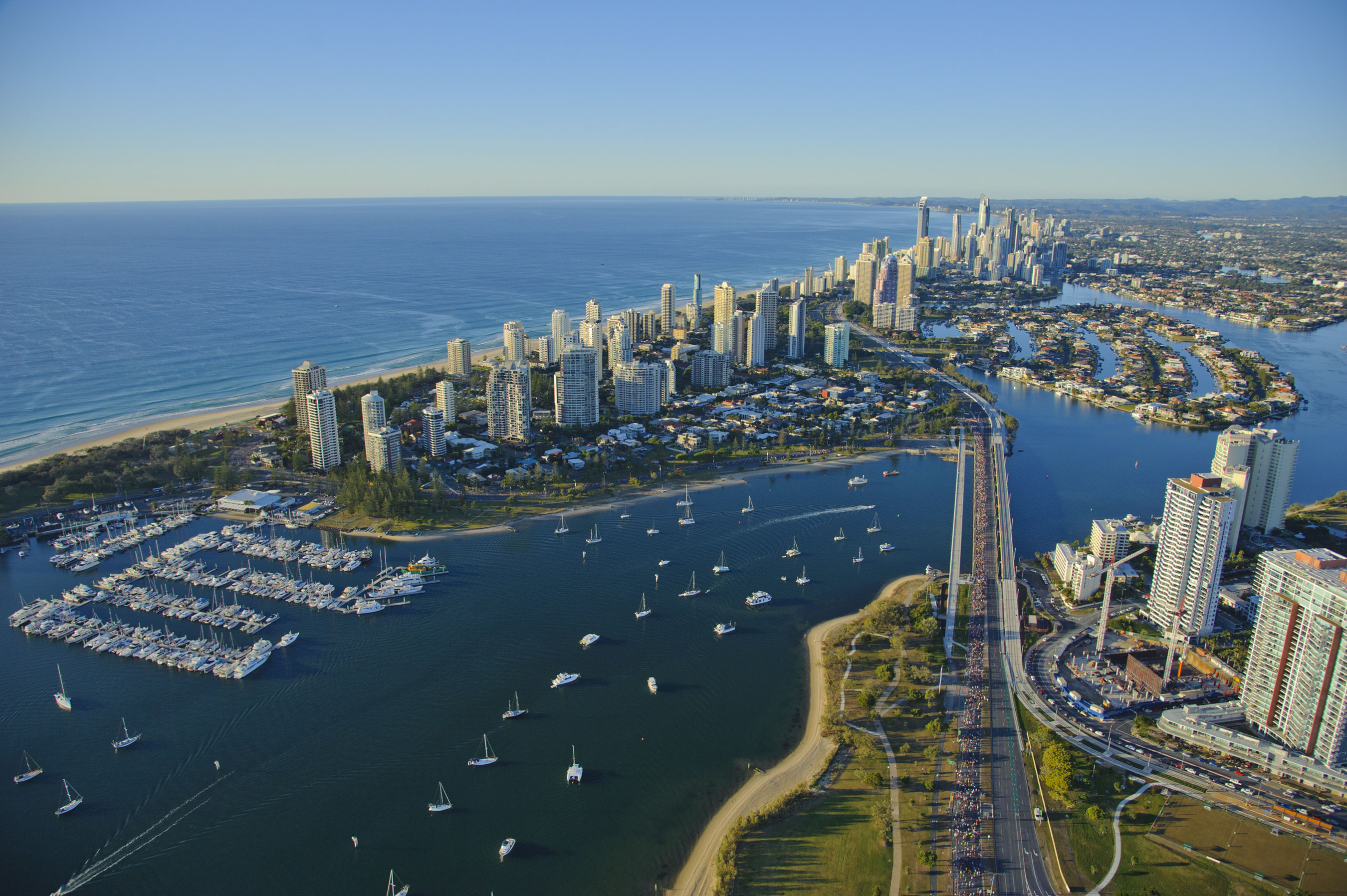 澳洲黄金海岸海港城购物经验