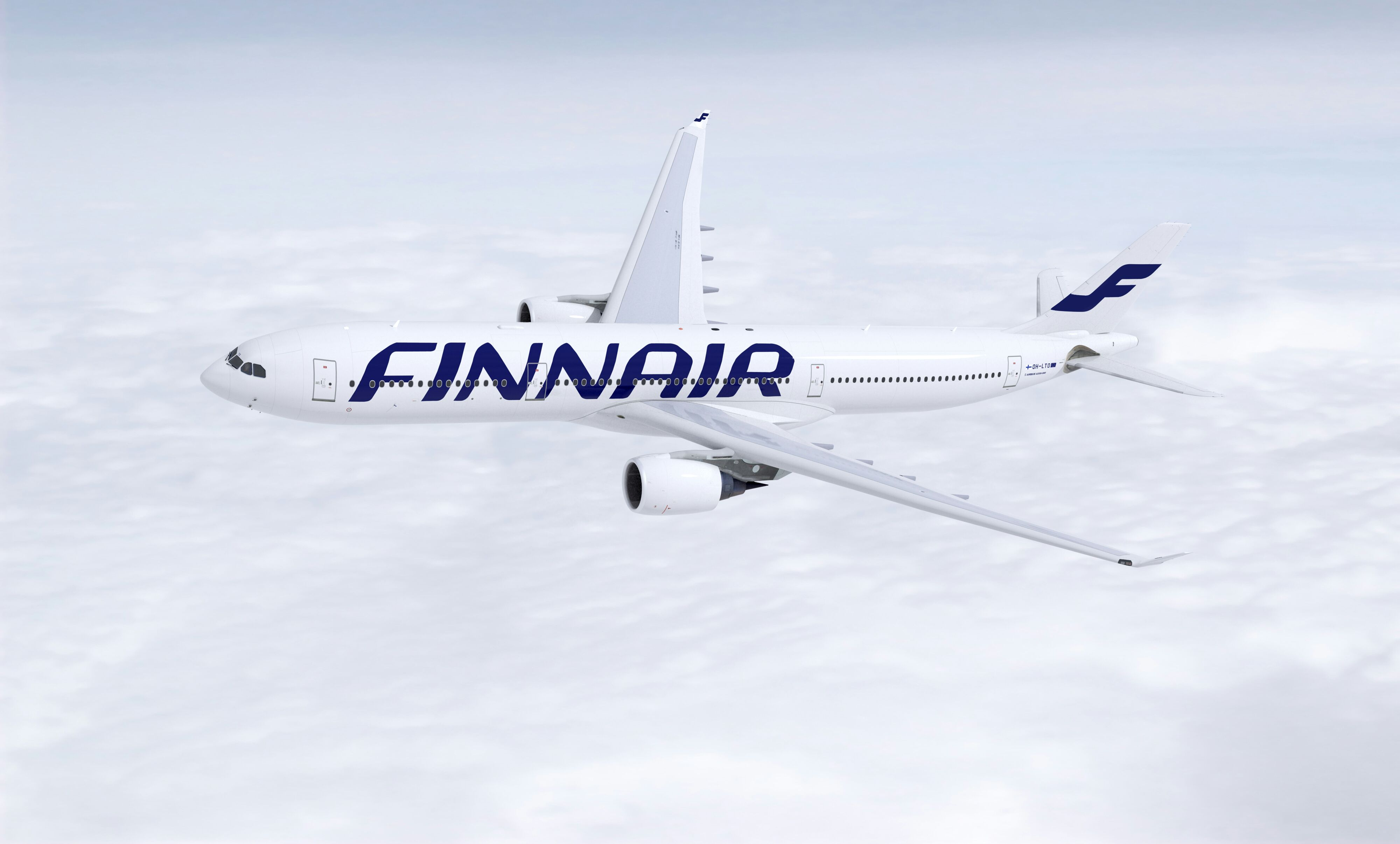 芬兰地图卡通